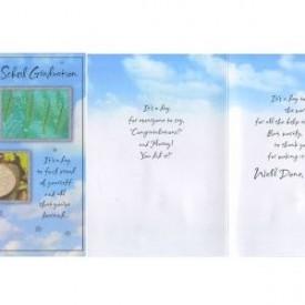 Graduation Greeting Card High School [Office Product]