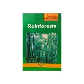 Rainforests (Little Green Readers) (Paperback)