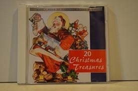 20 CHRISTMAS TREASURES [Audio CD] VARIOUS