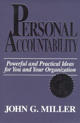 Personal Accountability  (Hardcover)