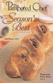Seasons Best Recipe Collection - Fall/Winter 2002 (Cookbook Paperback)