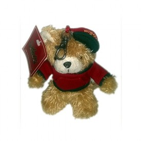 Dan Dee Humfrey Hug-A-Bear 5 With Metal Clip Hanger [Toy]