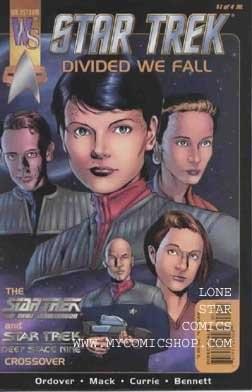 Star Trek Divided We Fall #1 Wildstorm Comics 2001