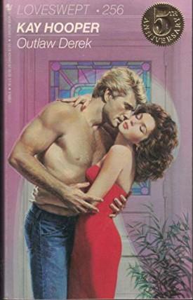OUTLAW DEREK (Loveswept No 256) (Mass Market Paperback)