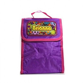 Personalized Lunch Bag--Brianna