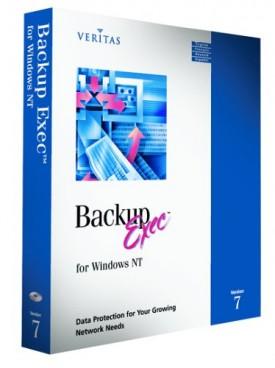 Backup Exec for Windows NT 7.3 Single Server Edition English [CD-ROM] [CD-ROM]