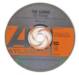 The Corrs So Young (CD)