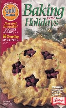 Gold Medal Flour Baking for the Holidays No. 14 (Cookbook Paperback)