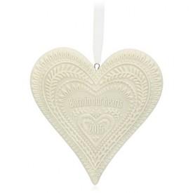 Hallmark QGO1247 Born in Our Hearts Adoption Ornament