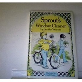 Sprouts Window Cleaner (Vintage) (Hardcover)