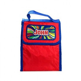 Personalized Lunch Bag--John