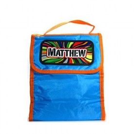 Personalized Lunch Bag--Matthew
