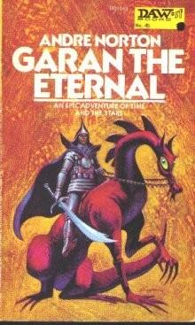 Garan the Eternal (Mass Market Paperback)