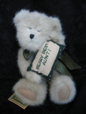 Boyds Bear Aunt Bea Beary Best Aunt 903202