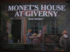 Monets House at Giverny: With Fold-Out Garden (Paperback)