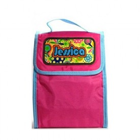 Personalized Lunch Bag--Jessica