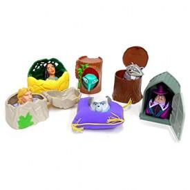 Pocahontas Hide n Seek Peek A Boo Burger King Toys Full Set of 6