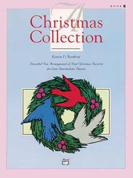 A Christmas Collection, Bk 2: Beautiful New Arrangements of Nine Christmas Favorites for Late Intermediate Pianists (Paperback)