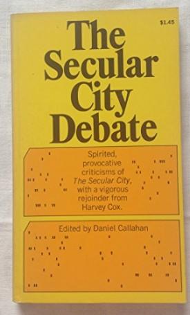 The Secular City Debate (Paperback)