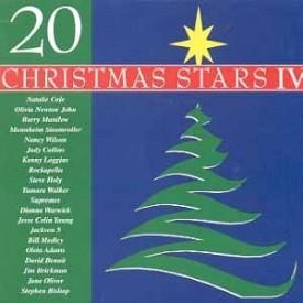 20 Christmas Stars IV [Audio CD] Jackson 5; Mannheim Steamroller; Barry Manil...