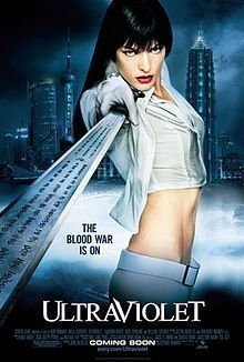UltraViolet: Unrated Extended Cut Version (DVD)