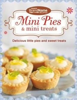 Mini Pies & Mini Treats (Hardcover)