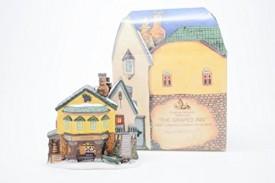 Department 56 The Grapes Inn Dickens Village Porcelain Collectors Ornament