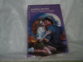 Hawk OTooles Hostage (Loveswept, No 263) (Mass Market Paperback)