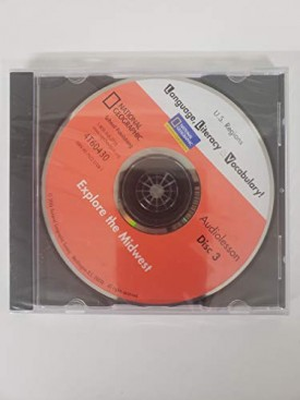 National Geographic, Language, Literacy & Vocabulary! Audiolesson Disc 3 Explore the Midwest (DVD)