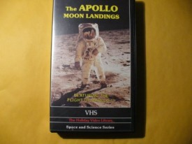 The Apollo Moon Landings - Space and Science Series - Featuring the Flight of Apollo 11 [VHS Tape]