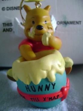 Grolier Disney Christmas Magic Ornament 26231-210 Winnie the Pooh