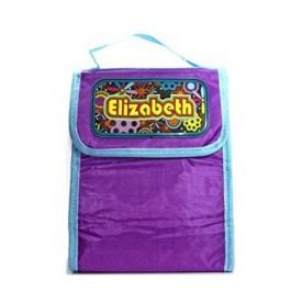 Personalized Lunch Bag--Elizabeth