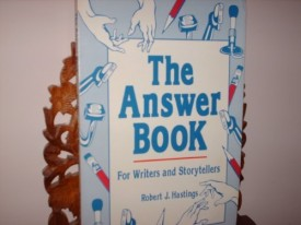The Answer Book for Writers and Storytellers (Paperback)