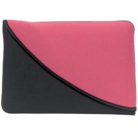 PC Treasures FlipIt! Reversible Sleeve for 10-Inches Neoprene Tablet PC - Purple/Black (07103)