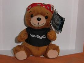 Vintage 1997 Harley Davidson Roamer The Bear  Bean Bag Plush Pig