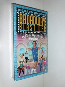 Richard Simmons Broadway Blast Off: A Get-Up-and-Go Workout [VHS Tape] (2000)...