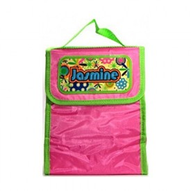 Personalized Lunch Bag--Jasmine