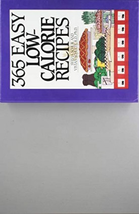 365 Easy Low-Calorie Recipes Spiral-bound (Hardcover)