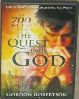 The Quest for God (The 700 Club Presents) (DVD)