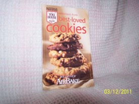 BEST LOVED COOKIES Recipe Booklet (selections from NESTLE TOLL HOUSE) Wearever Airbake (Cookbook Paperback)