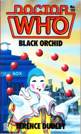 Black Orchid (Doctor Who: Fifth Doctor, No. 113) (Mass Market Paperback)