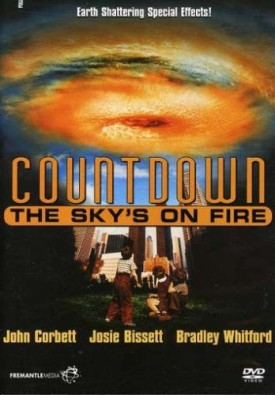 Countdown The Sky's On Fire (DVD)