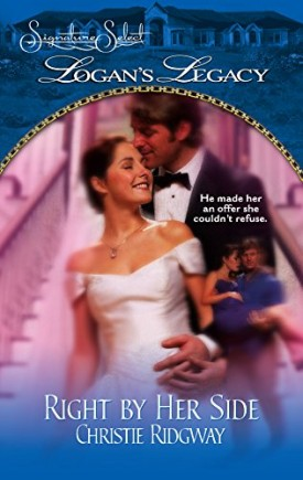 Right By Her Side (Logans Legacy) (Paperback)