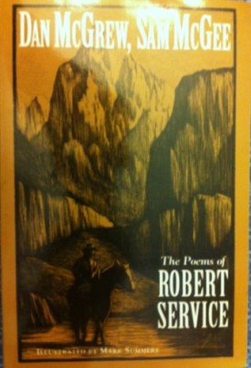 The Poems of Robert Service (Paperback)