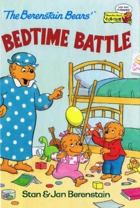 The Berenstain Bears Bedtime Battle (Cub Club) (Vintage) (Hardcover)