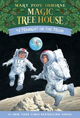 Midnight on the Moon [Paperback] [Oct 29, 1996] Osborne, Mary Pope and Murdocca, Sal
