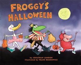 Froggys Halloween (Hardcover)