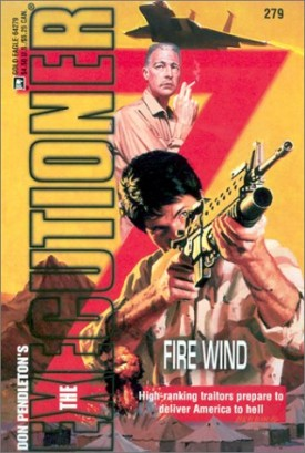 The Executioner: Fire Wind [Feb 01, 2002] Pendleton
