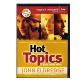 Hot Topics Social Issues Series [DVD-ROM] by John Eldredge