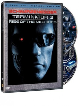 Terminator 3 - Rise of the Machines (Two-Disc Full Screen Edition) (DVD)